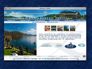 Thumbnail do site Grand Hotel Dino ****