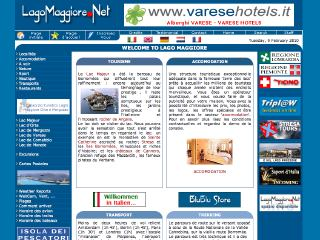 Thumbnail do site LagoMaggiore.net