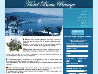 Thumbnail do site Hôtel Beau Rivage ***