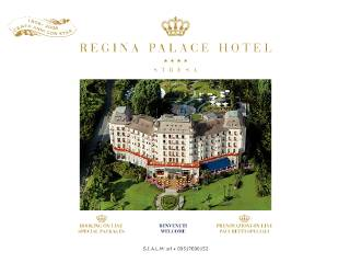 Thumbnail do site Hôtel Regina Palace ****
