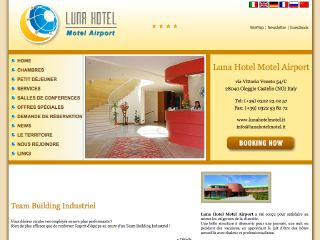 Thumbnail do site Luna Hotel Motel Airport ****